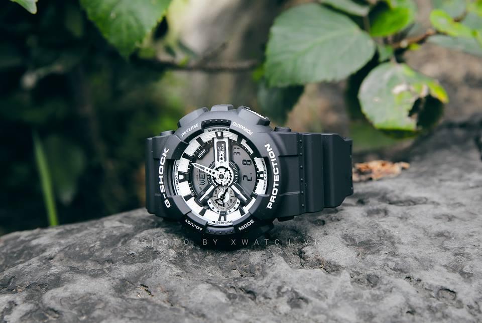 Thương hiệu đồng hồ nổi tiếng Casio