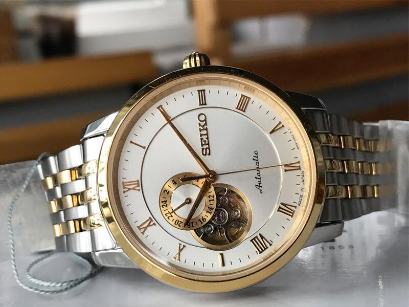 Đồng hồ Seiko Premier Diamonds SXDG58P1 chính hãng