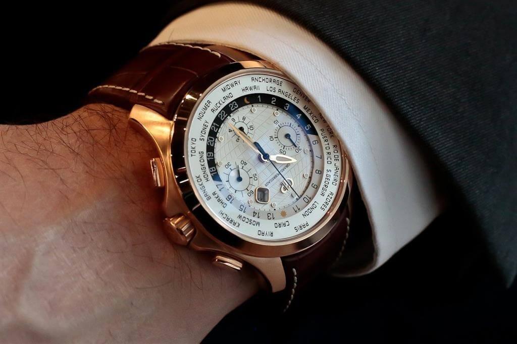 giá trị thương hiệu đồng hồ
