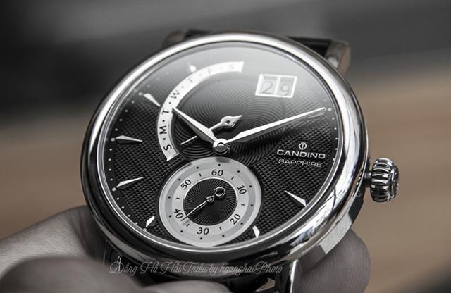 5 thương hiệu đồng hồ Thụy Sỹ giá bình dân nổi tiếng - 5