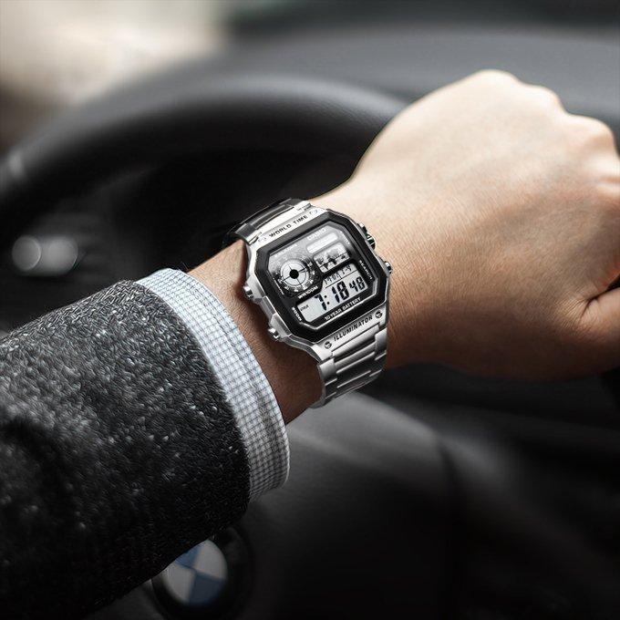 mua đồng hồ casio chính hãng tphcm