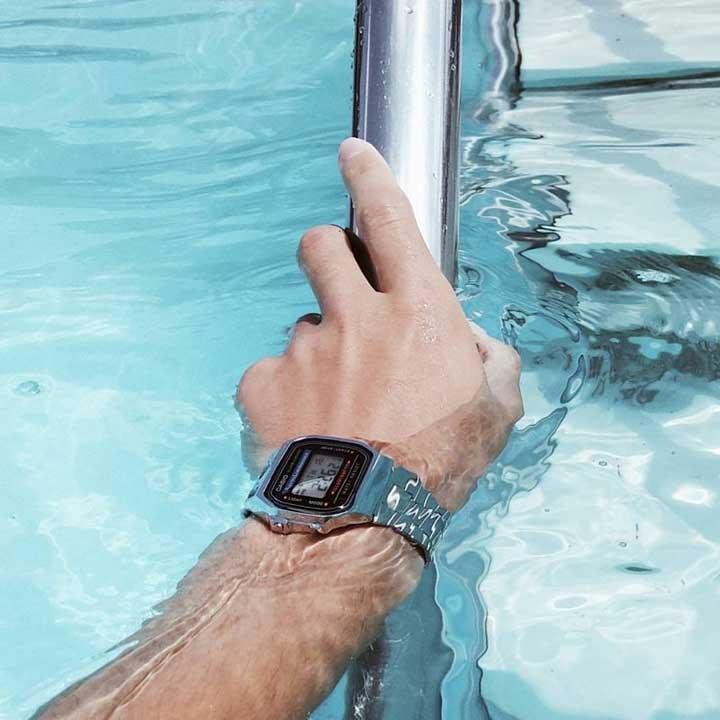 đồng hồ casio điện tử huyền thoại