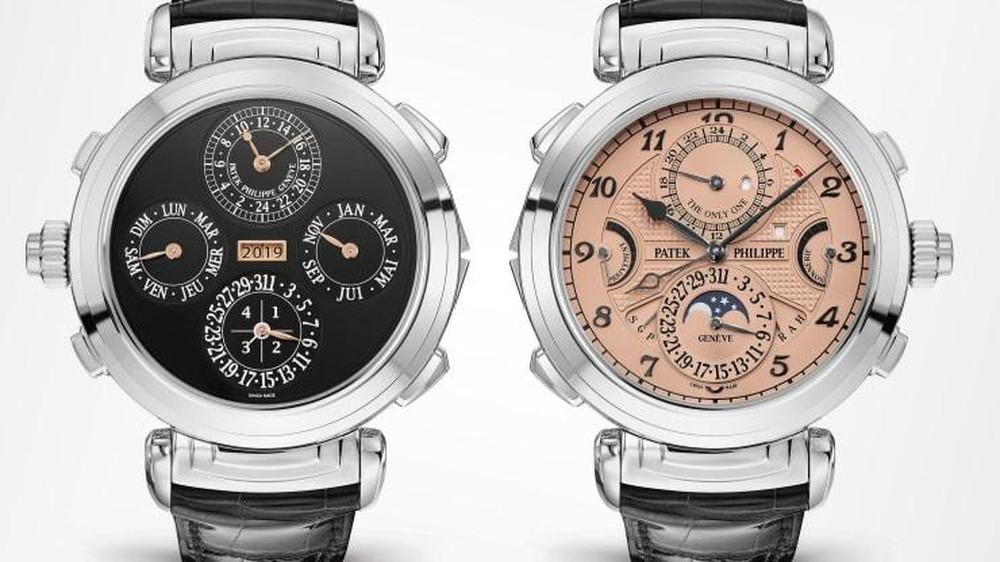 Đồng hồ Patek Philippe đắt kỷ lục, giá 720 tỷ đồng - VTC