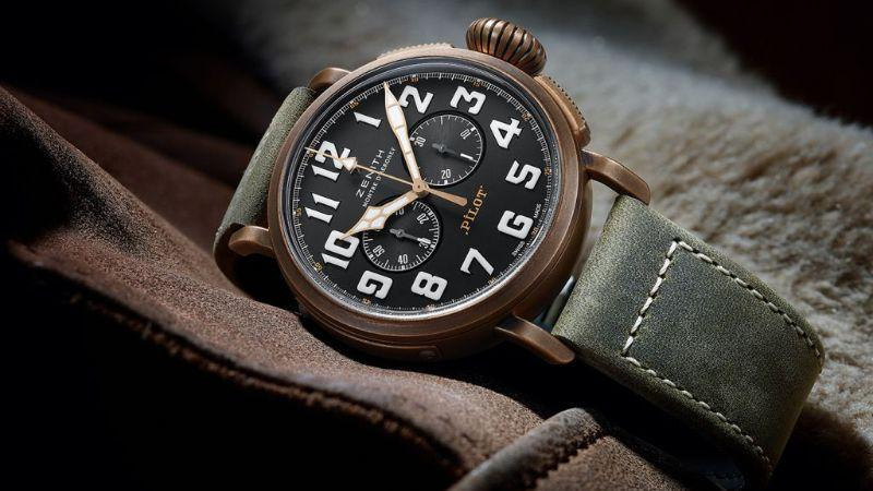 Thương hiệu đồng hồ Thụy Sỹ chính hãng - Zenith