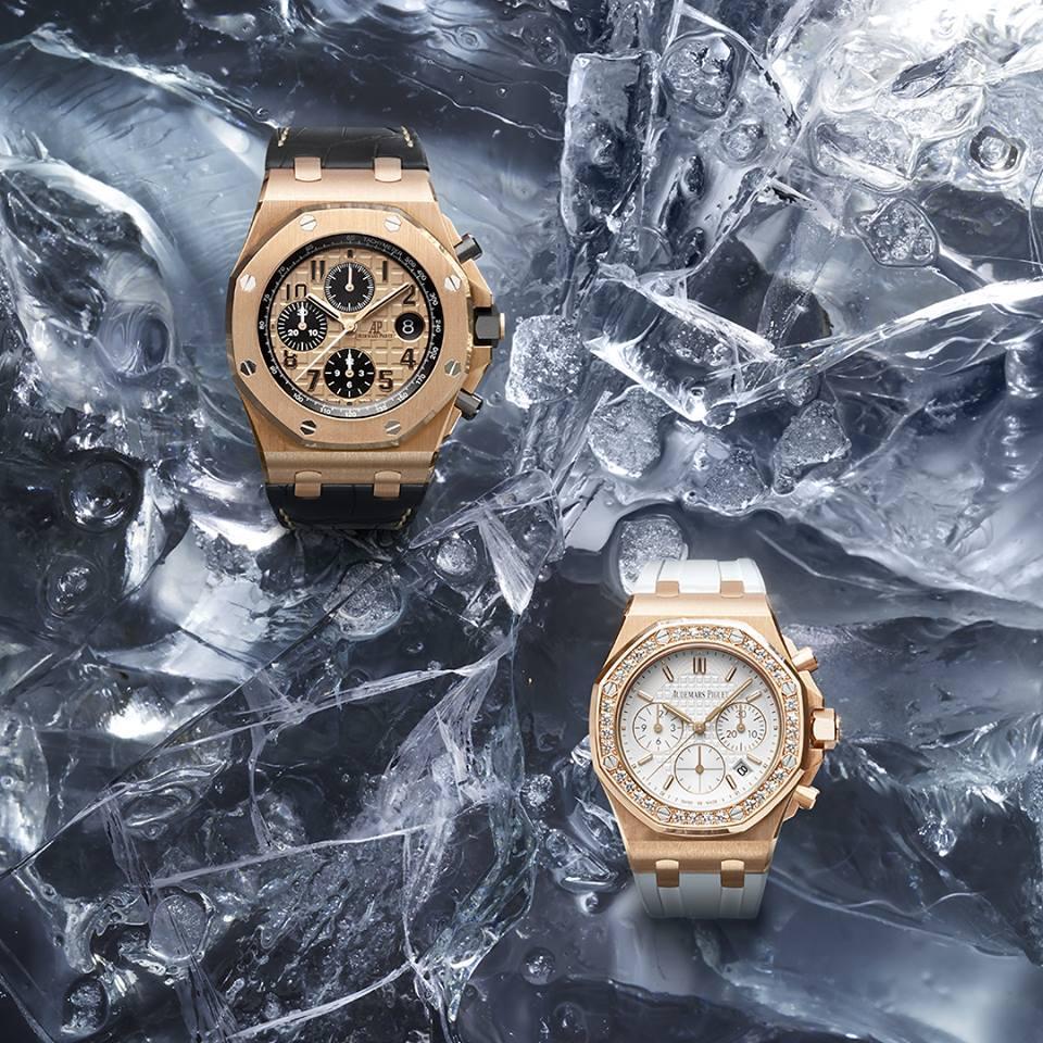 Đồng hồ Thụy Sỹ Audemars Piguet nam và nữ