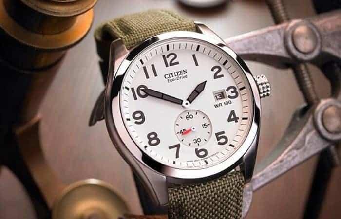 Đánh giá đồng hồ Citizen
