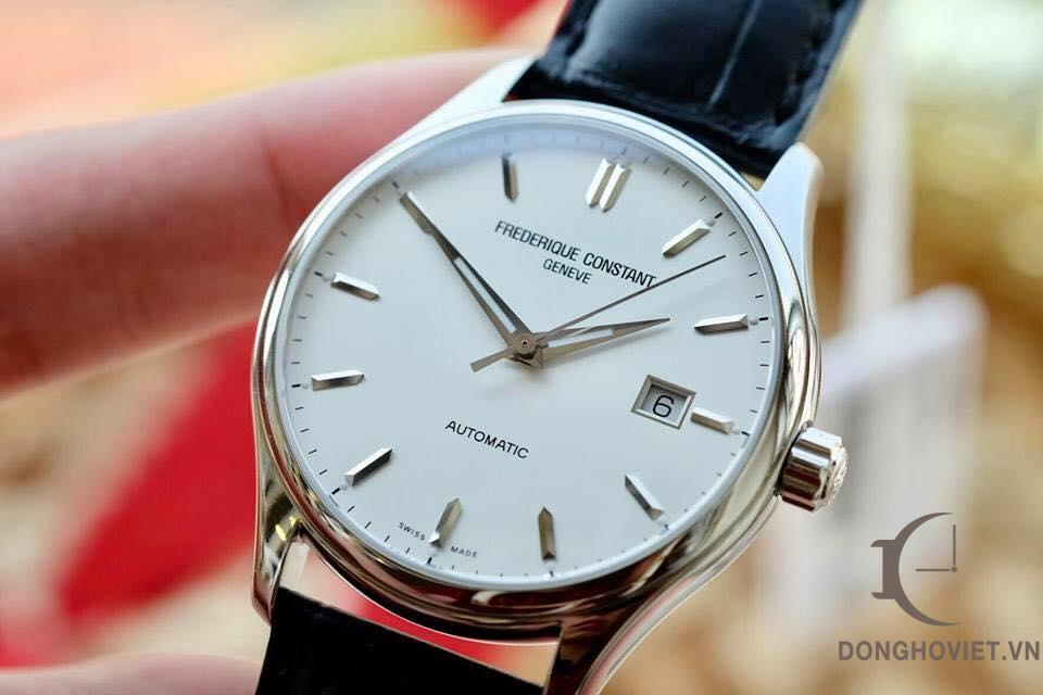 Mẫu đồng hồ cơ Frederique Constant FC-303S5B6 với chức năng Hand winding