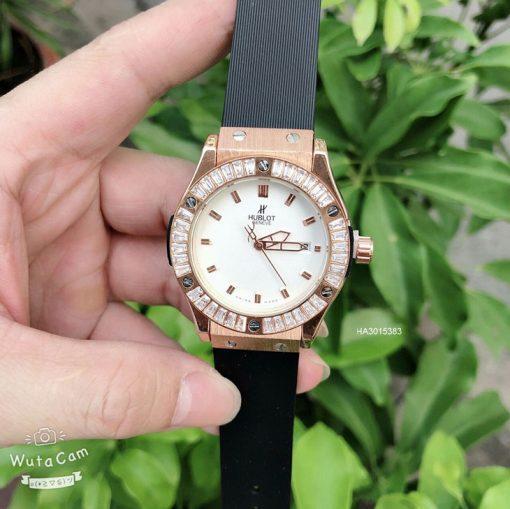 đồng hồ hublot nữ giá rẻ dưới 500k