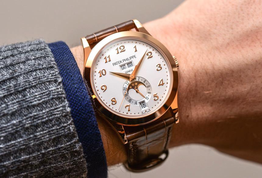 Patek-Philippe-Annual-Calendar-on-hands