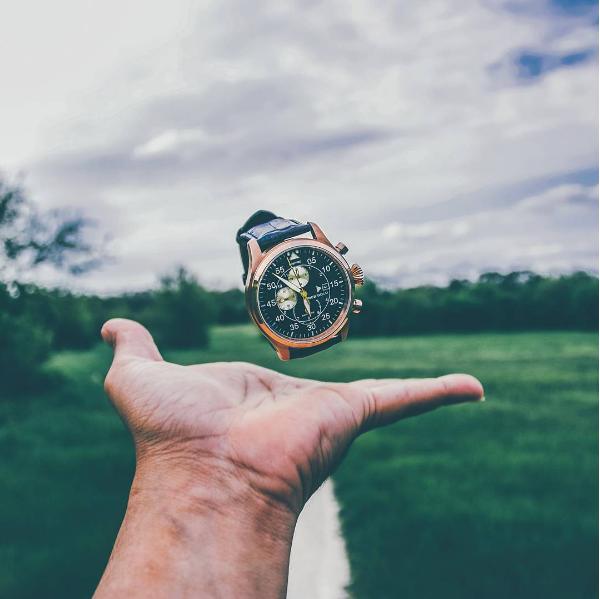 Hãy đeo đồng hồ như một cách nhắc nhở rằng hãy trân trọng những giây phút mình đang có