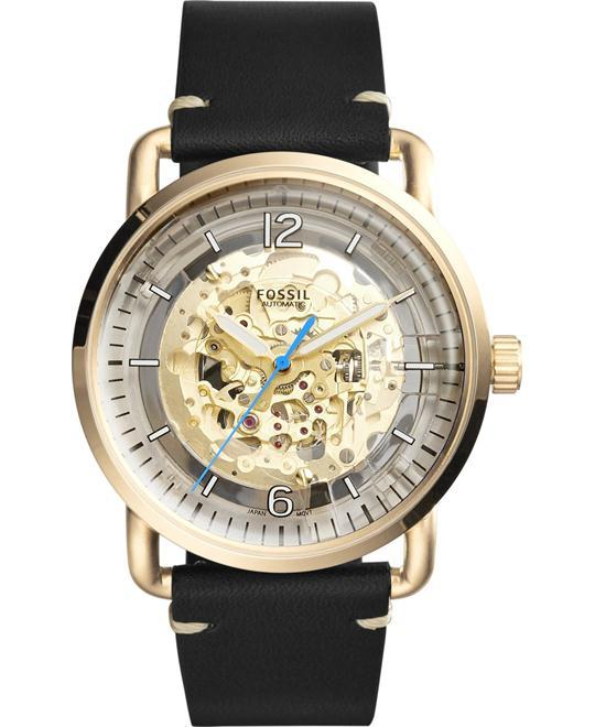 đồng hồ nam Fossil THE COMMUTER AUTOMATIC WATCH 42mm