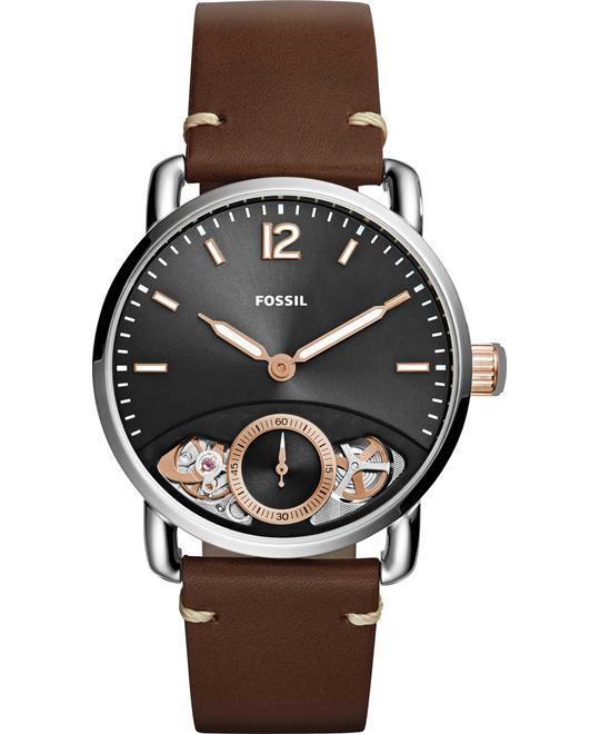 đồng hồ nam bán tự động Fossil THE COMMUTER TWIST WATCH 42mm