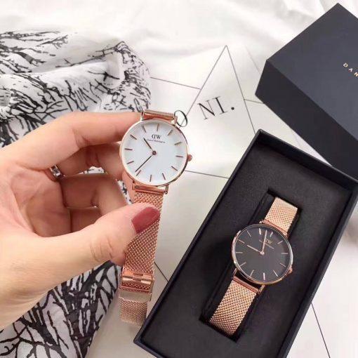 đồng hồ đeo tay dw nữ giá rẻ