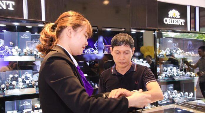 Cửa hàng đồng hồ chính hãng tại TP Hồ Chí Minh