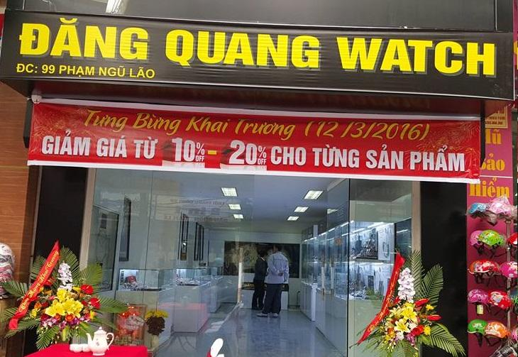 shop đồng hồ chính hãng đăng quang watch