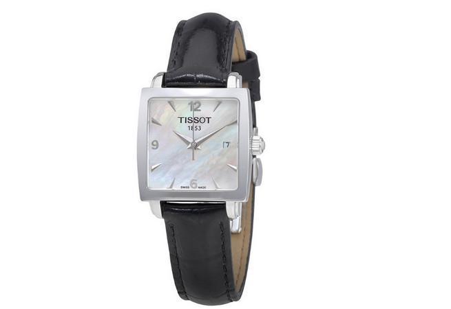 Đồng hồ mặt vông Tissot T057