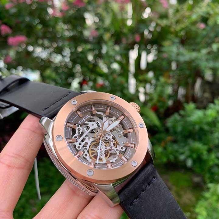 Đồng hồ cơ là gì?