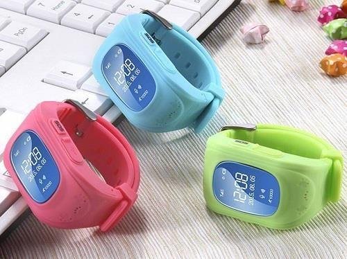 đồng hồ định vị thông minh cho bé wonlex Q50