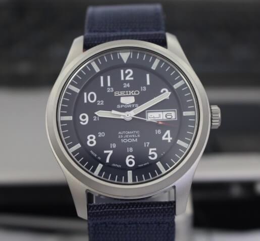 Đồng hồ nam Seiko đẹp hàng chính hãng