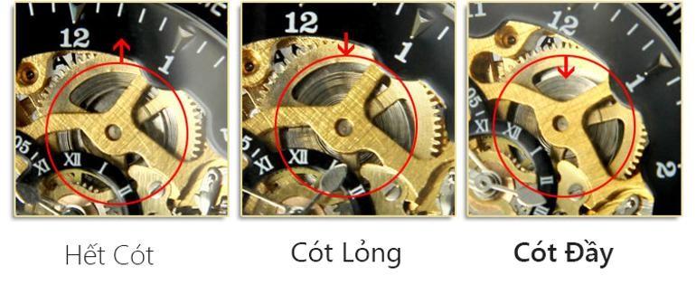 Đồng hồ nam automatic và những điều không phải ai cũng biết