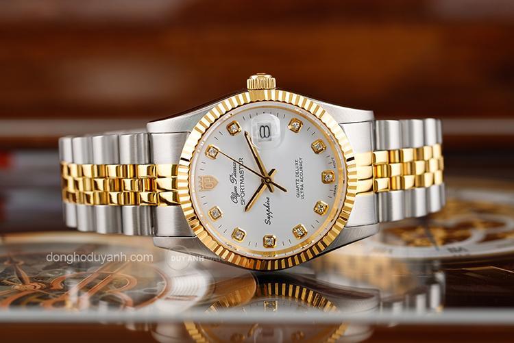 Đồng hồ nam Olym Pianus OP89322SK-T
