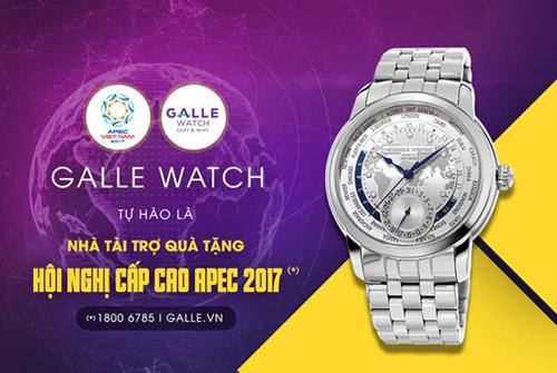 Galle Watch: Nơi các thương hiệu đồng hồ 'chọn mặt gửi vàng'