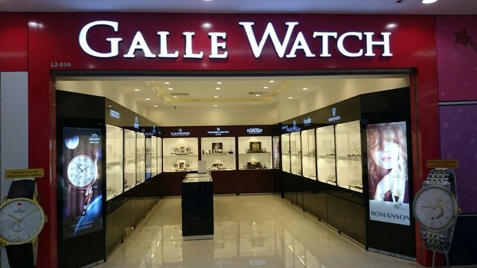 shop đồng hồ galle Watch