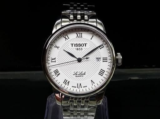 Đồng hồ Tissot 1853 Lelocle L164 quartz (T490Q-S-T) - Đồng hồ Tiến Đạt