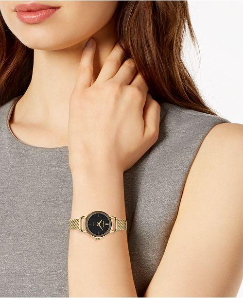 Đồng hồ Citizen 54E đầy phong cách dành cho những cô nàng cá tính. (Nguồn: internet).