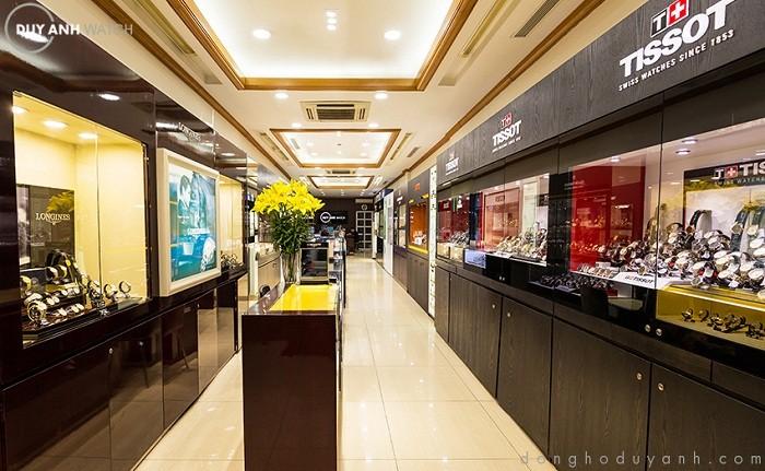 Những của hàng bán đồng hồ nữ chính hãng tại hà nội