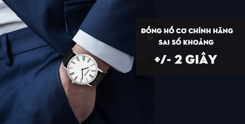 Sai số đồng hồ cơ là gì? Những yếu tố cần biết khi sử dụng đồng hồ cơ