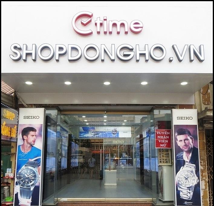 cửa hàng đồng hồ shopdongho.vn