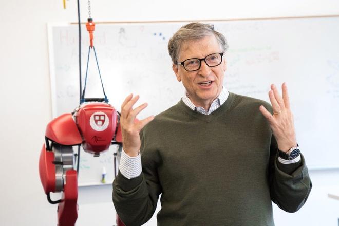 Tỉ phú Bill Gates ưa chuộng đồng hồ giá rẻ đến từ thương hiệu Casio