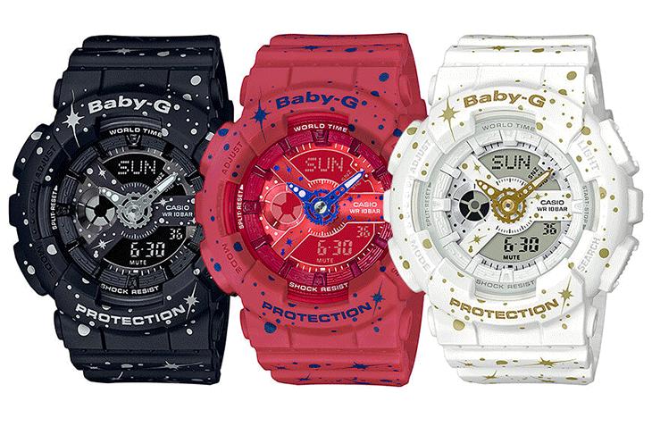 Những lý do vì sao nên mua đồng hồ Baby G của hãng Casio?