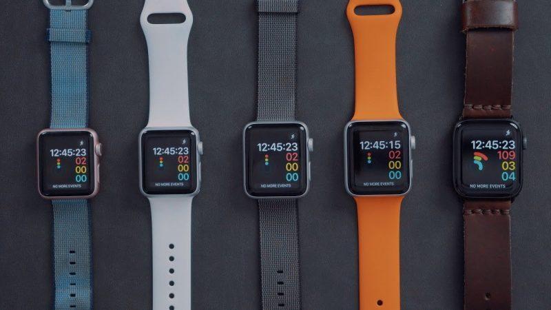 Tìm hiểu chi tiết về Apple Watch Series 1, nên mua bản thép hay nhôm?