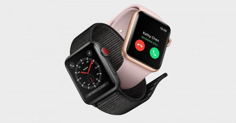 Sự khác nhau giữa Apple Watch GPS và LTE, nên mua loại nào?