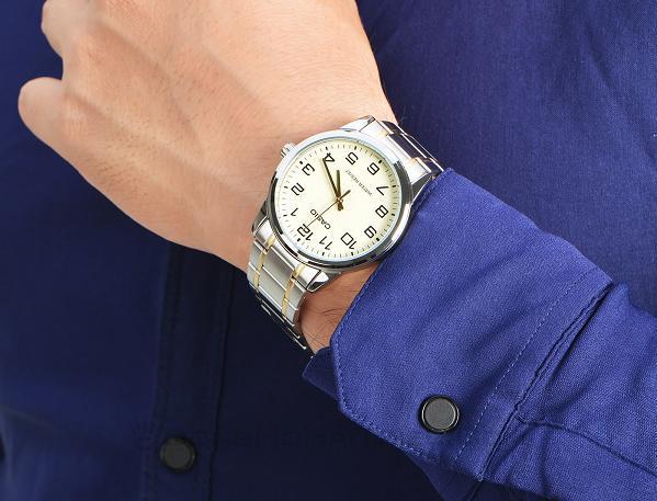 Đồng hồ Casio MTP-V001SG-9BUDF