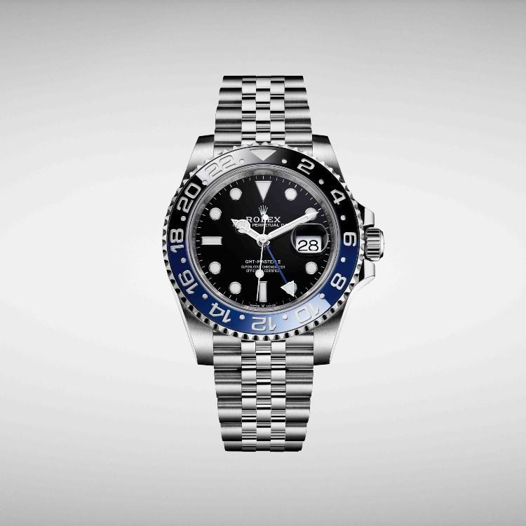 Rolex Oyster Perpetual GMT-Master II: Mẫu đồng hồ biểu tượng của ...
