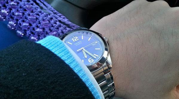 Đồng hồ casio MTP-1215A-2ADF