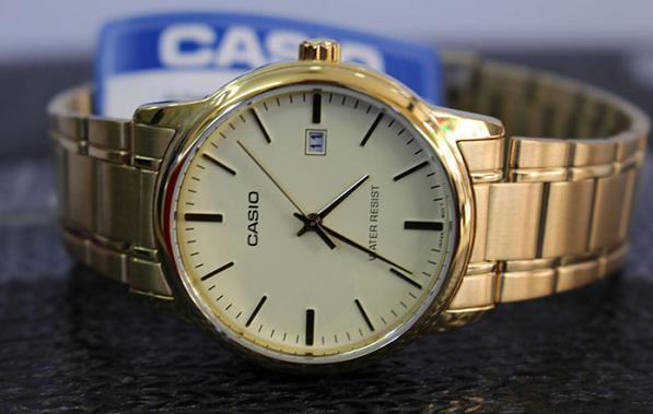 Đồng hồ Casio MTP-V002G-9AUDF
