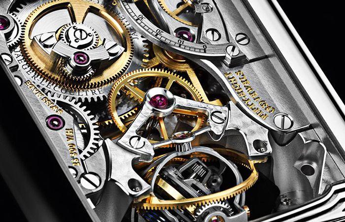 Bộ máy hoạt động của đồng hồ cơ