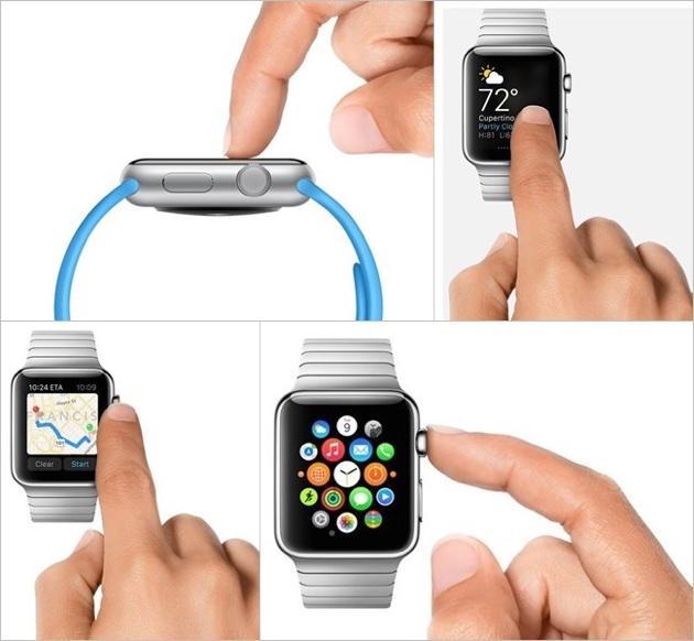 Tổng quan về Apple Watch – Tuyệt đỉnh công nghệ của hãng Apple hình 1