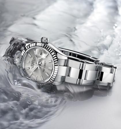 Vỏ đồng hồ Oyster - Quy trình chế tác đồng hồ Rolex